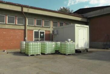 U Fabrici vode u Majdevu, ponovo se proizvodi natrijum hipohlorit za dezinfekciju ruku i površina