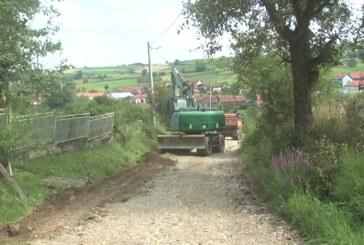U Poljacima počela izgradnja puta u dužini 750 metara