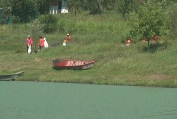 Sa javnim radovima nastavljeno napriobalju jezera Ćelije i oko brane