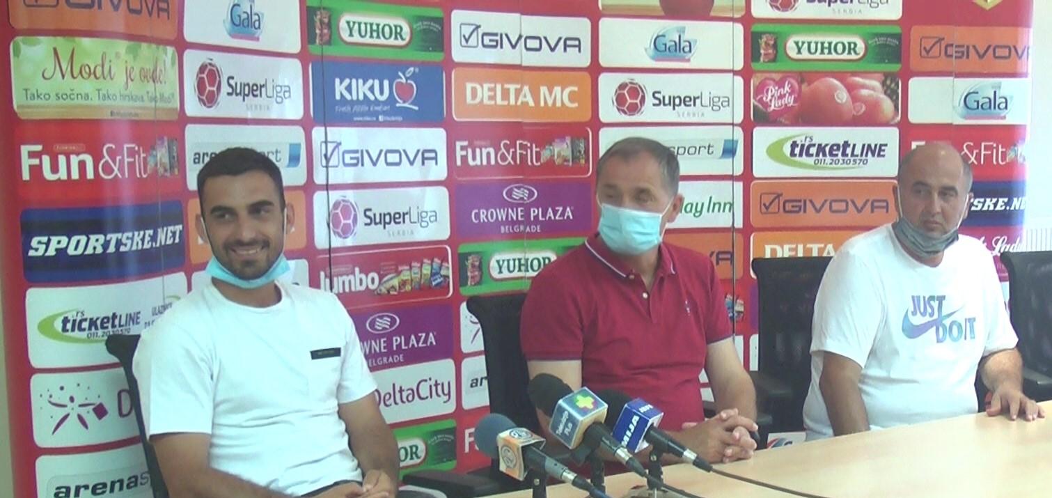 Napredak protiv Partizana na startu sezone