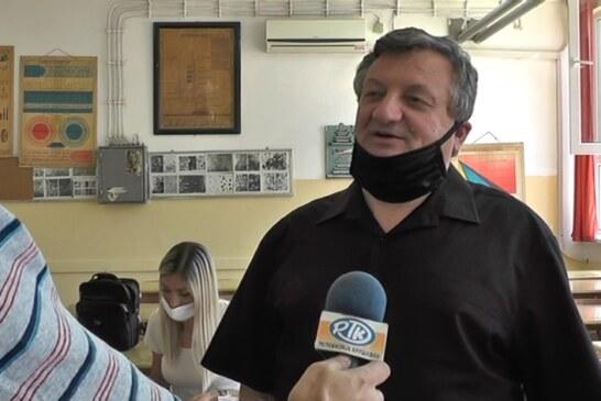 U Prvoj tehničkoj školi u Kruševcu u toku upis novih đaka