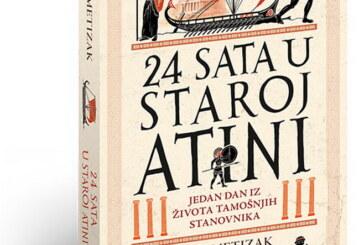 VIKEND SA KNJIGOM: 24 sata u staroj Atini – po(r)uke istorije