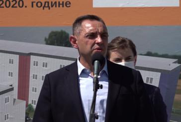 Ministar Vulin u Kruševcu: Cilj Šiptara je da se pripadnici kosovskih policijskih snaga ubace u naše jednovremene patrole sa KFOR-om