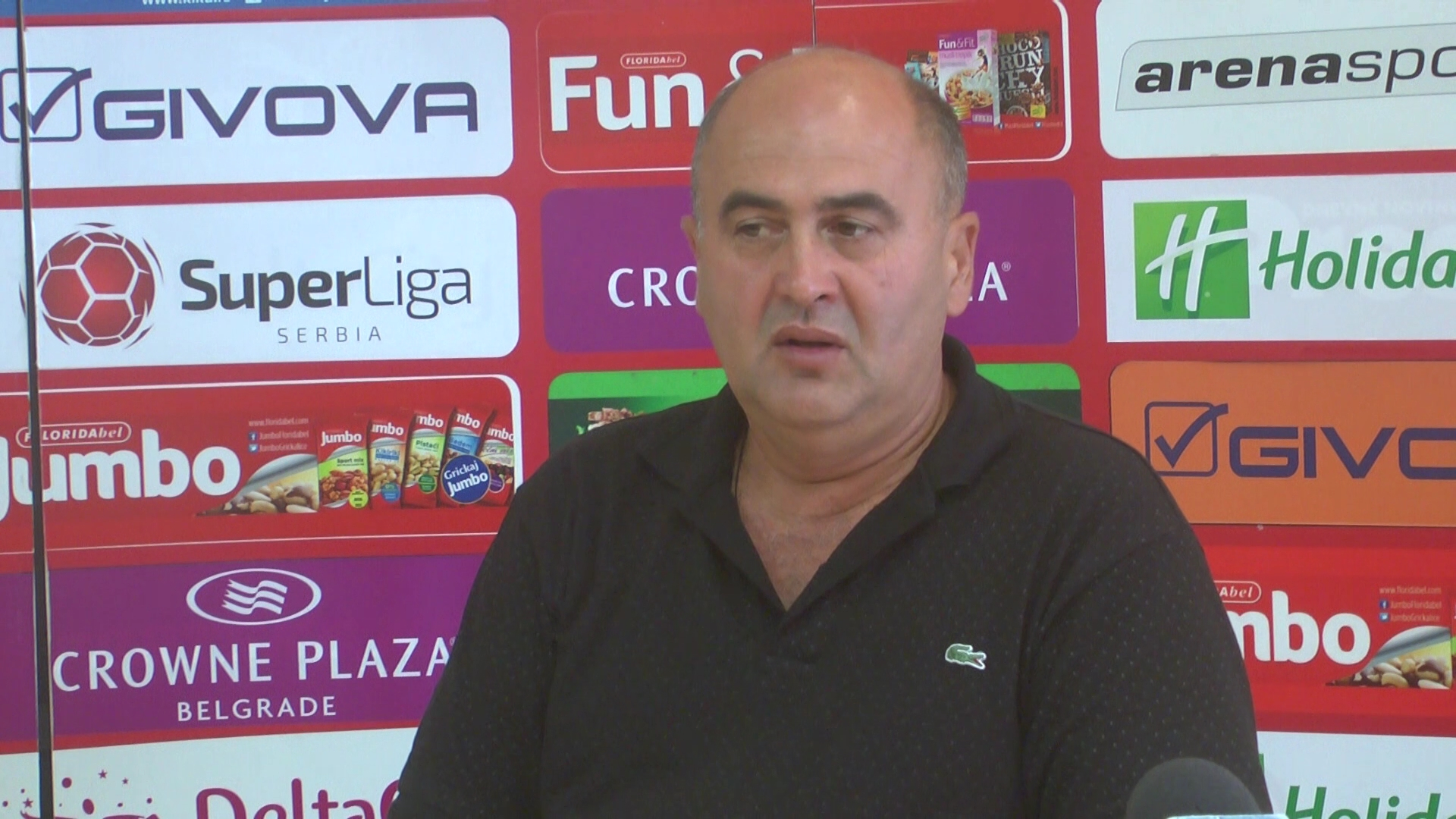 Dragan Ivanović: Posle dva poraza na startu očekujemo povoljan rezultat
