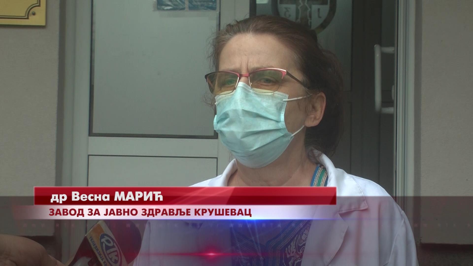 Zavod za javno zdravlje u Kruševcu redovno kontroliše kvalitet vode na otvorenim bazenima
