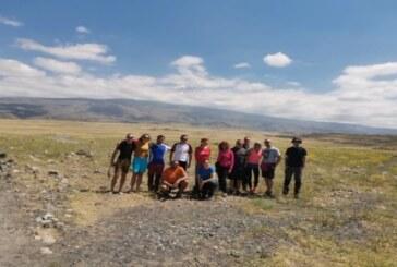 """Članovi Planinarsko smučarskog društva """"Ljukten""""učetvovali u ekspediciji na planini Ararat"""