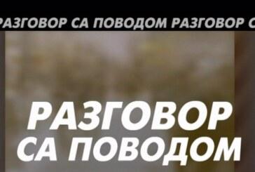 """""""Razgovor s povodom"""" na Televizije Kruševac: Gradonačelnica Jasmina Palurović i predsednik Skupštine grada Predrag Vukićević"""