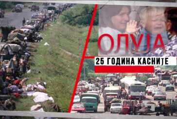 """OLUJA"" na Televiziji Kruševac"