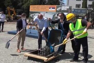 Počela gradnja kovid bolnice u Kruševcu