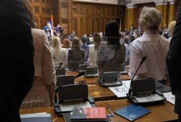 Poslanici položili zakletvu, konstituisan nov saziv Skupštine Srbije