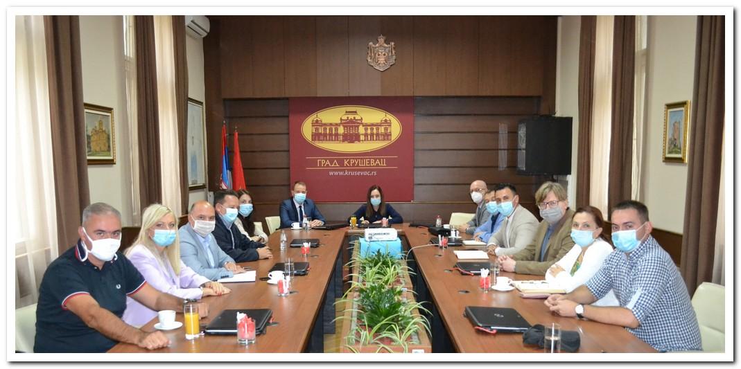 Novoizabrani direktori već danas prisustvovali kolegijumu sa gradonačelnicom