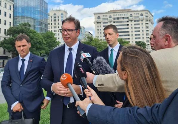 Potvrđen sastanak Vučića i Trampa, očekuju se ekonomski sporazumi