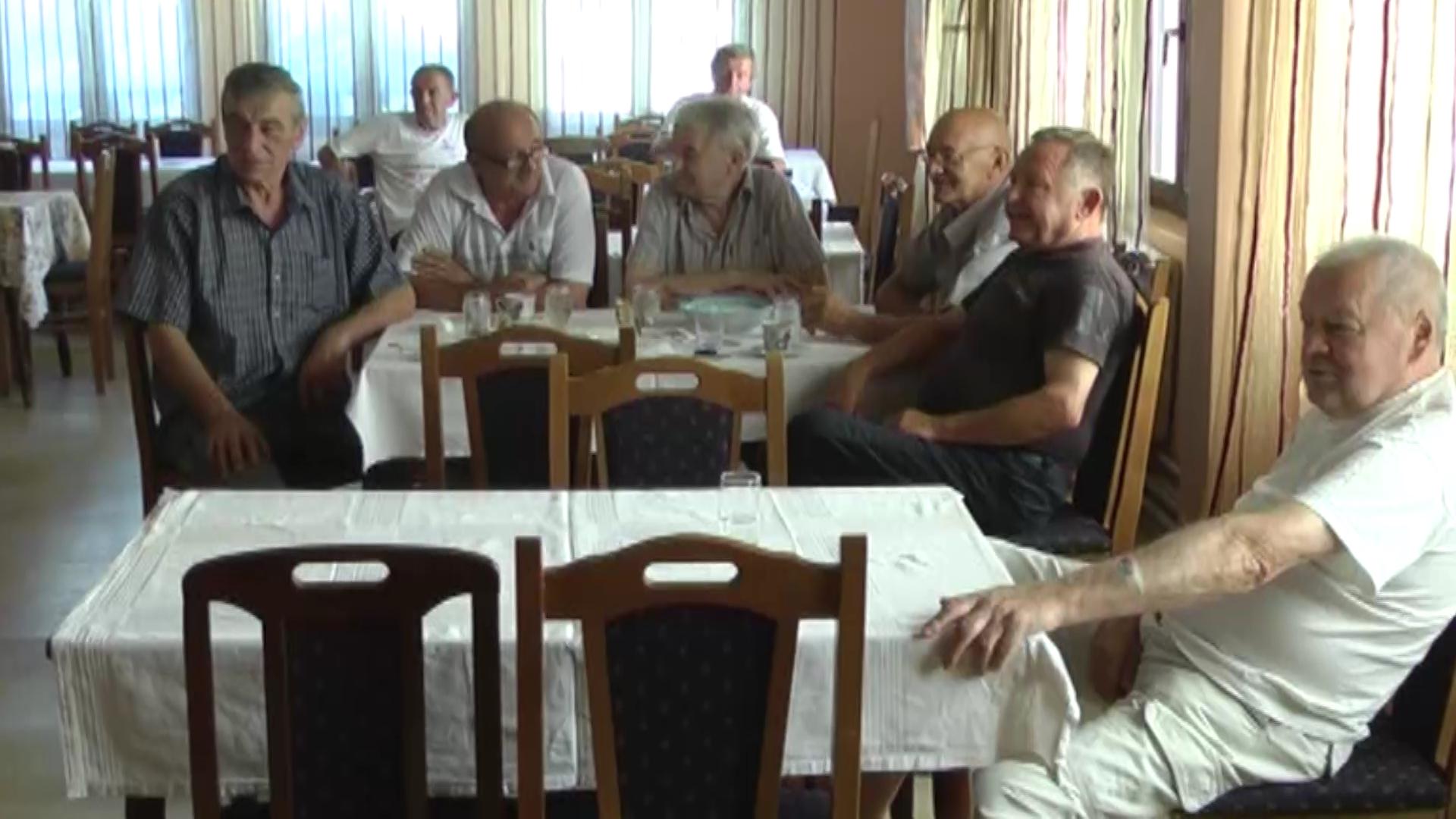 Druženje penzionera u Pakašničkoj šumi