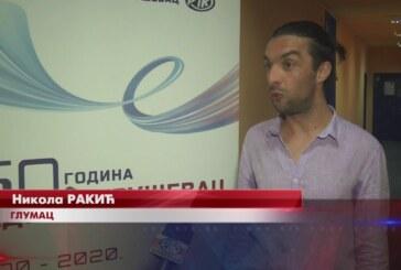 Nikola Rakić uoči novih predstava Kruševačkog pozorišta
