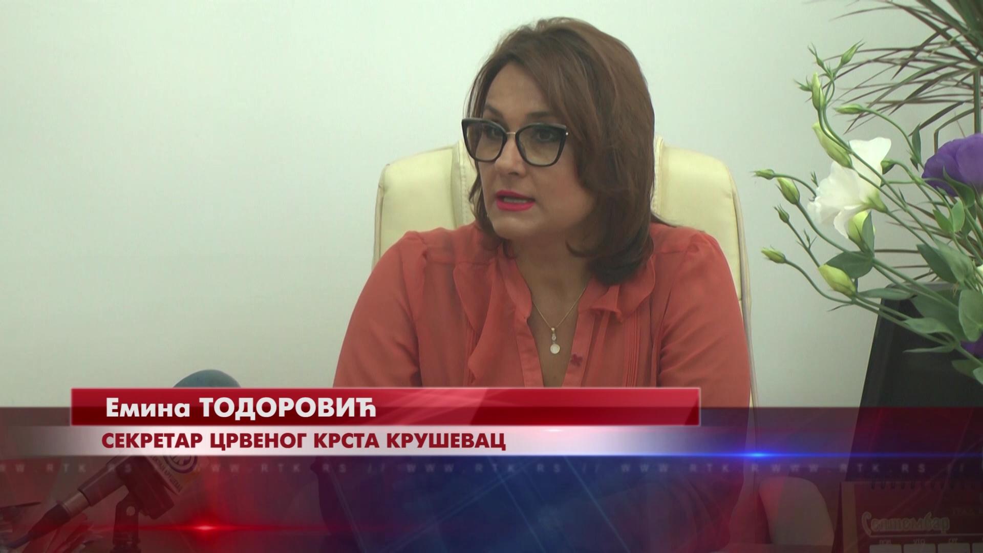 """""""Oluja – 25 godina kasnije"""": Uloga u organizovanjuprihvata ljudi koji su došli u Kruševac"""
