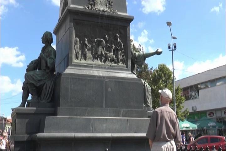 Gde je nestalo koplje sa Spomenika kosovskim junacima