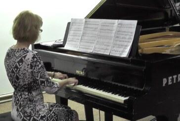U organizaciji Kulturnog centra u Kruševačkom pozorištu – koncert pijanistkinje Sanje Pantović