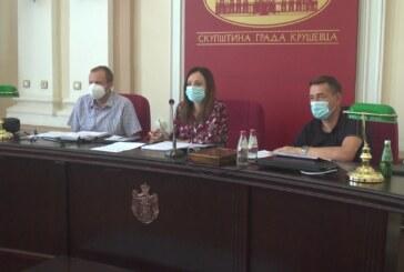 Zaključci sa sednice Gradskog štaba za vanredne situacije: Ukinuta vanredna situacija na teritoriji grada Kruševca
