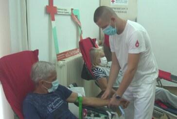 Redovna akcija dobrovoljnog davanja krvi