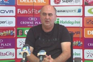 Konferencija za novinare u FK Napredak pred meč sa Metalcem