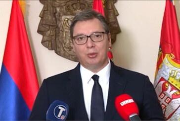 Predsednik Vučić u obraćanju Generalnoj skupštini UN: Srbija opredeljena za kompromisno rešenje oko KiM