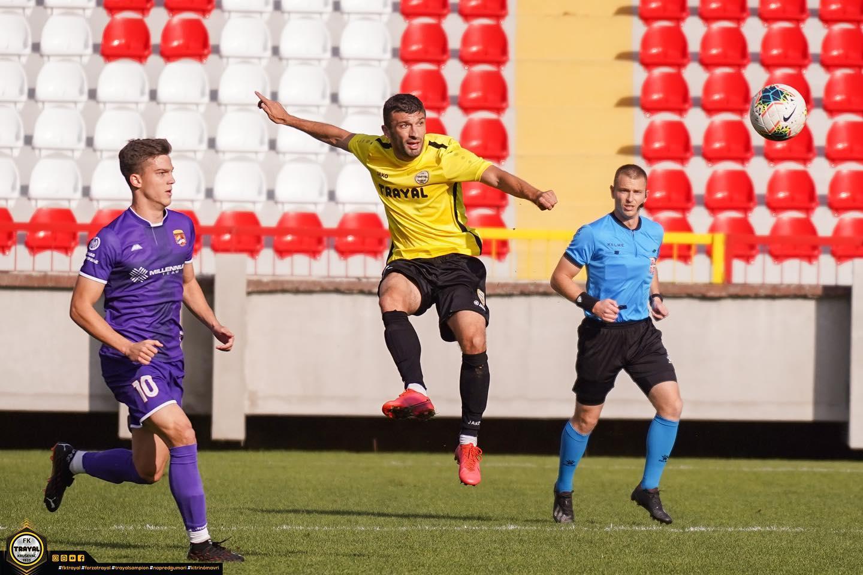 Fudbal: Trajal pobedio ekipu Grafičara sa 4:1