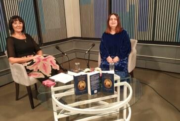 "Ljiljana Habjanović Đurović posetila RTK i predstavila novi roman ""To je ljubav, slepa sila"""