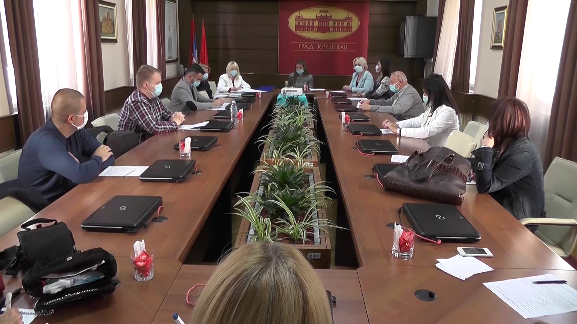 U zgradi Gradske uprave održana sednicaSaveta za rodnu ravnopravnot