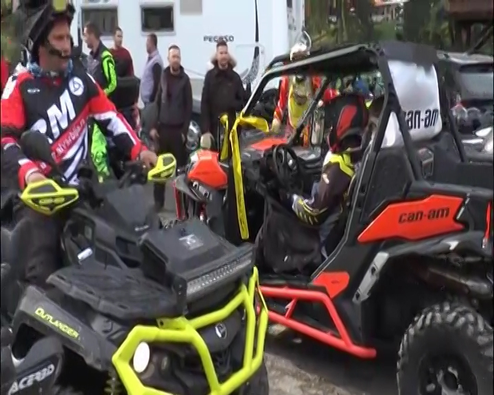 Peta ATV-enduro avantura na Jastrepcu