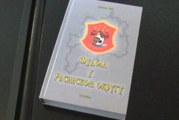 VIKEND SA KNJIGOM: Fudbalska istorija Rasinskog okruga – od prve lopte do Super lige