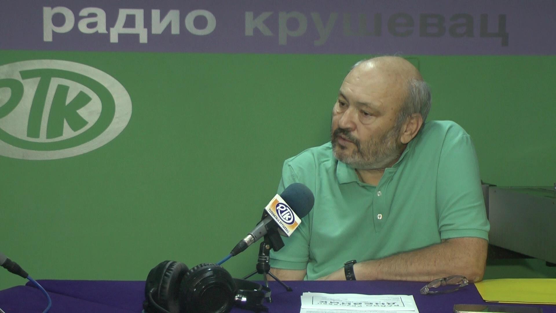 Kako je radio radio: Dragan Bošković