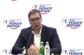 Vučić: Izbori najkasnije 3. aprila 2022, Dačić na čelu Skupštine, u Vladi SNS, SPS i SPAS