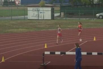 Prvenstvo Srbije u brzom hodanju na Atletskom stadionu u Kruševcu
