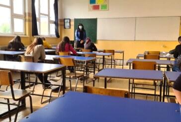 U Politehničkoj školi u Kruševcu srednjoškolci polagali prvi ispit buduće opšte, stručne i državne mature