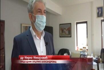 Vanredna situacija u Opštini Aleksandrovac – nove mere