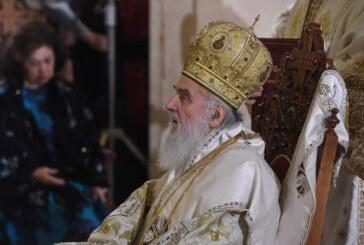 Sinod saopštio: Patrijarh Irinej biće sahranjen u kripti Hrama Svetog Save