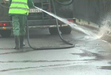 Od danas Javno komunalno preduzeće ponovo dezinfikuje ulice, trotoare i saobraćajnice