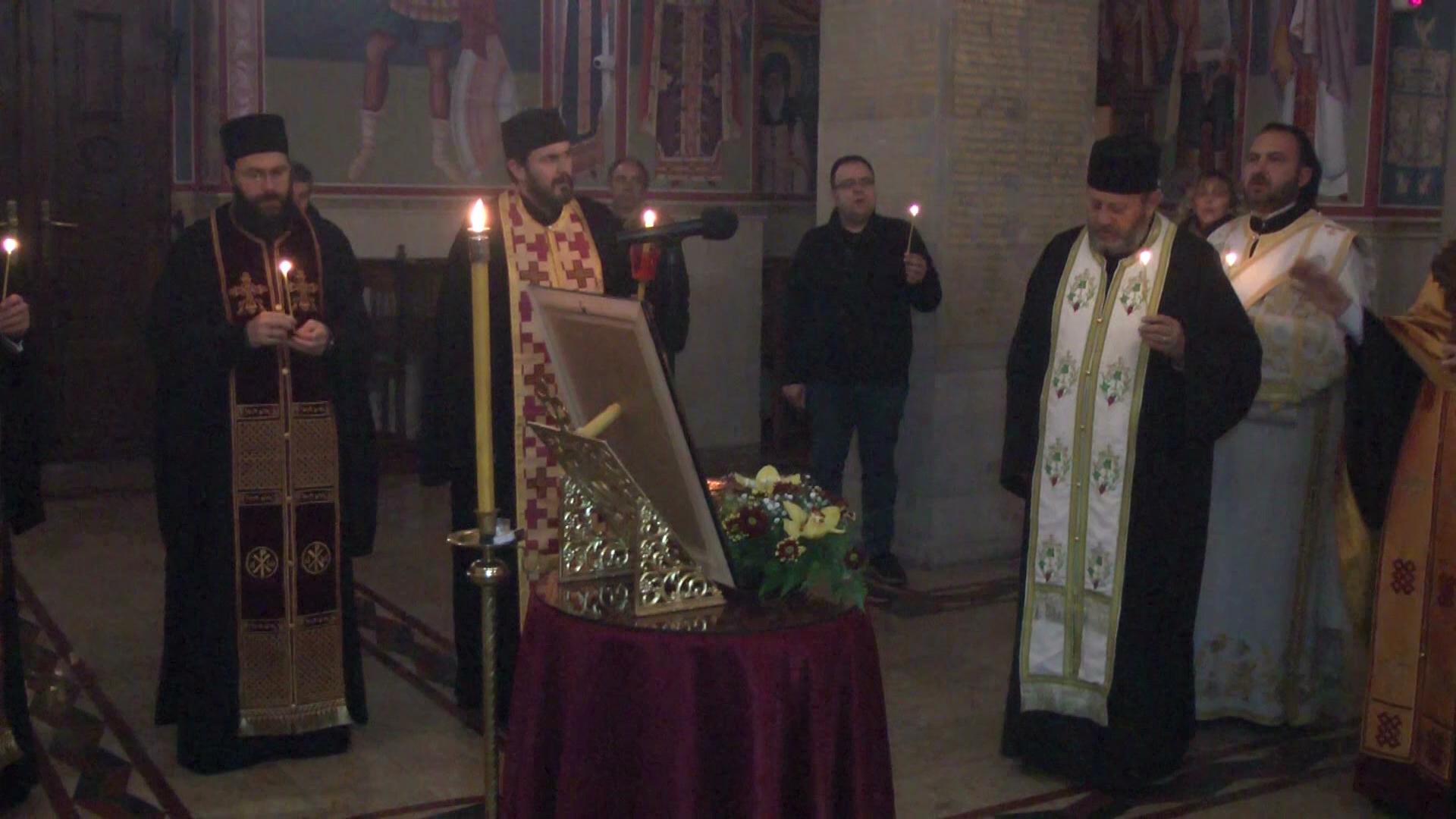 U Sabornom hramu Svetog Đorđa u Kruševcu služen pomen srpskom patrijarhu Irineju