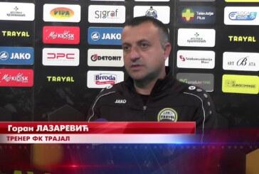 FK Trajal se u 16.kolu Prve lige Srbije sastaje sa ekipom Žarkova