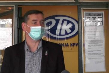 Zbog pogoršanja epidemiološke situacije u Kruševcu, Štab za vanredne situacije doneo nove mere