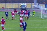 U utakmici osmine finala Kupa Srbije fudbaleri Napretka izgubili  od ekipe TSC-a