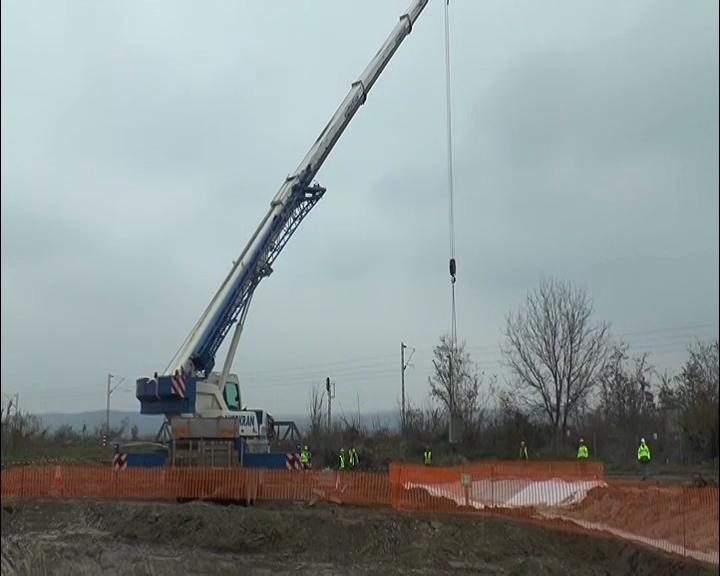 U okviru radova na Moravskom koridoru – od sutra radovi naizgradnji trase autoputa u zoni obilaznice oko Kruševca