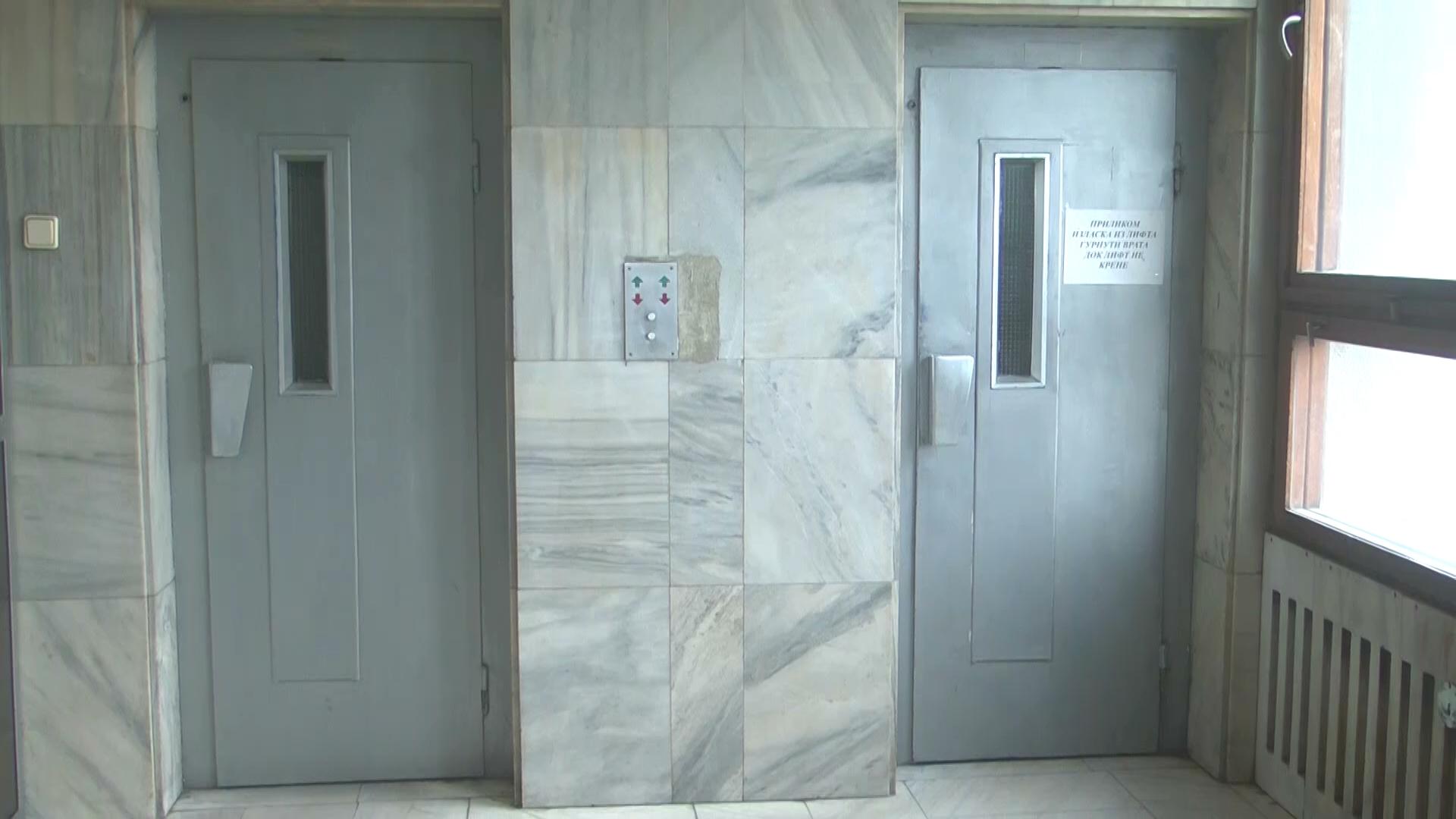 Planovi za rekonstrukciju zgrade Doma sindikata – prvi zadatak zamena liftova