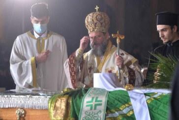 Oproštaj od patrijarha Irineja