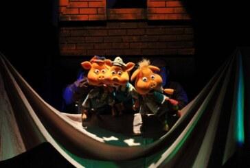 U Kruševačkom pozorištu za vikend dve lutkarske predstave za decu