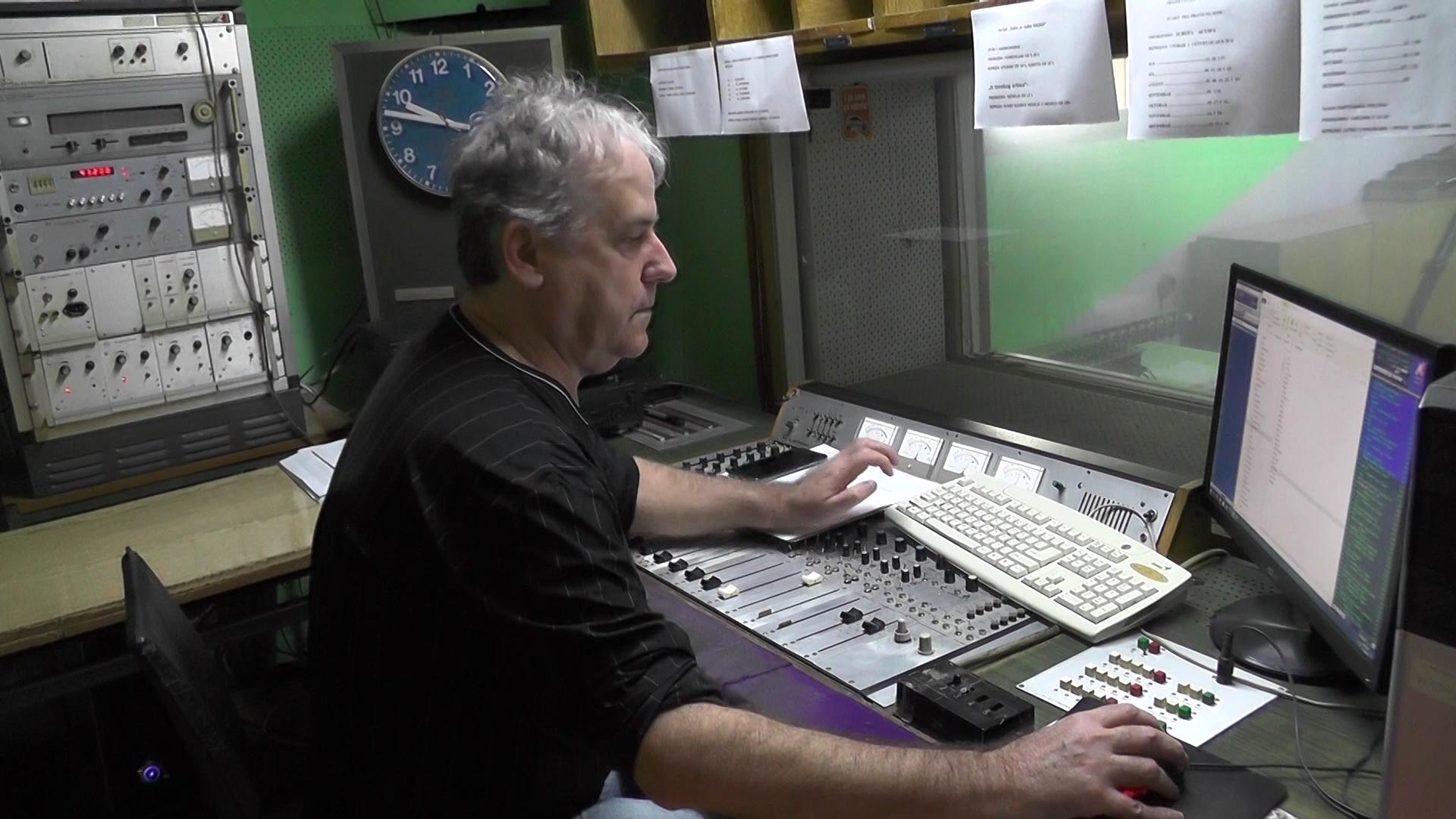 Kako je radio radio: Bratislav Stojanović