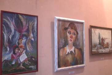 Otvorena tradicionalna izložba Udruženja likovnih umetnika Rasinius