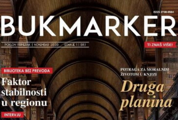 Iz Lagune novi časopis Bukmarker