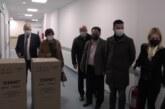 """Donacija ruske državne korporacije """"Rosteh"""" kovid bolnici u Kruševcu"""