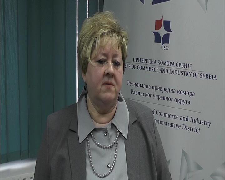 Ministarka privrede Anđelka Atanasković: Ministarstvo već ima plan kako će i u kom obliku pomoći privrednicima u 2021. godini